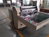 Manual Feeding Thermal Film Laminating Machine With Auto Register and Auto Sheeting Device.