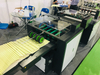 Booklet Stitching Folding Machine By Wire Stitching