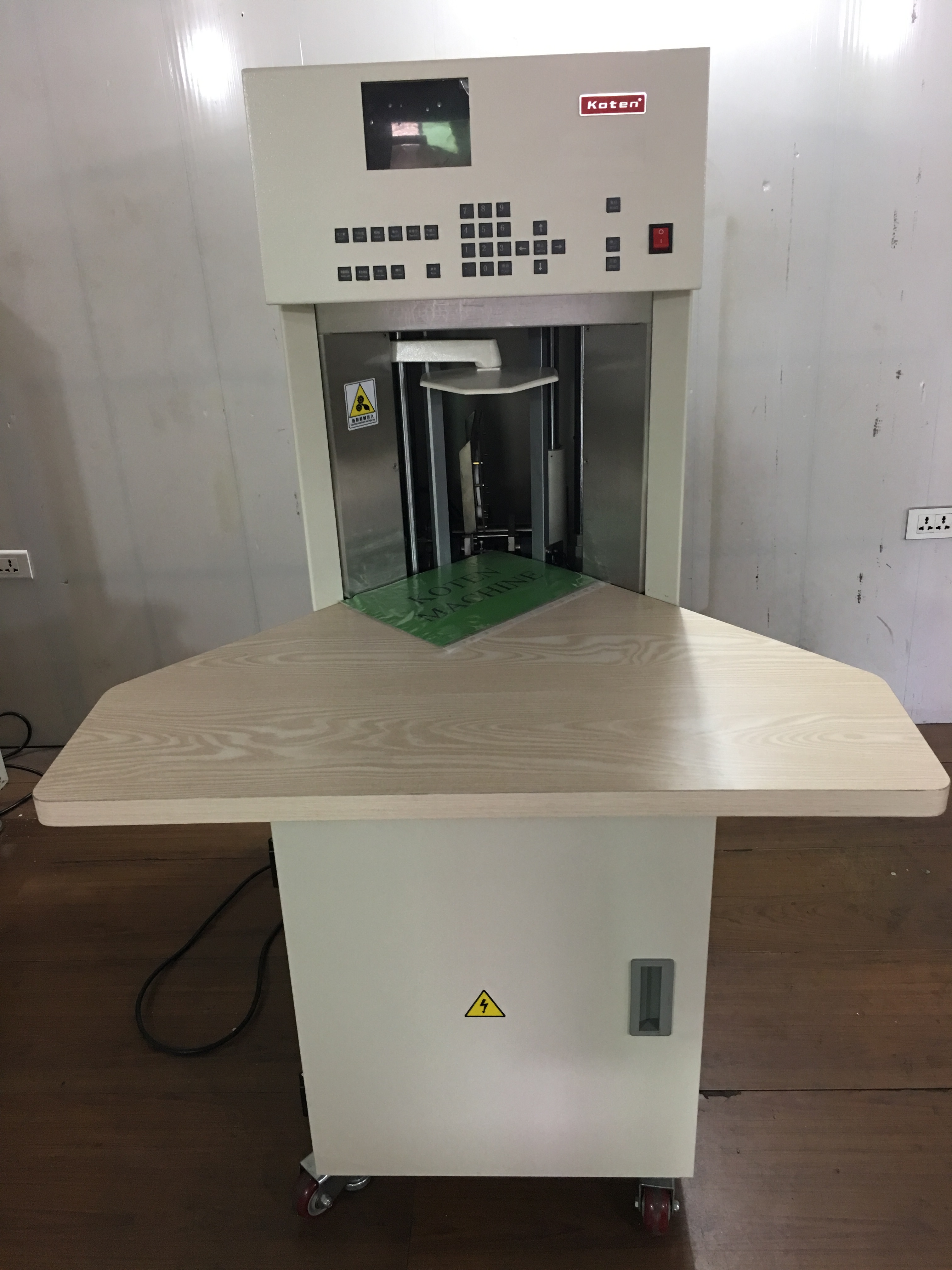 Automatic Paper Counting Machine Model SZJ-800
