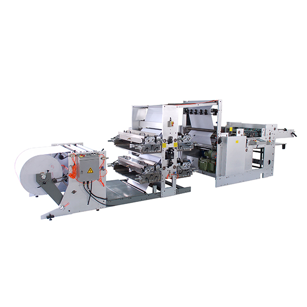Automatic Paper Ruling Machine With 400m/min Ruling Speed