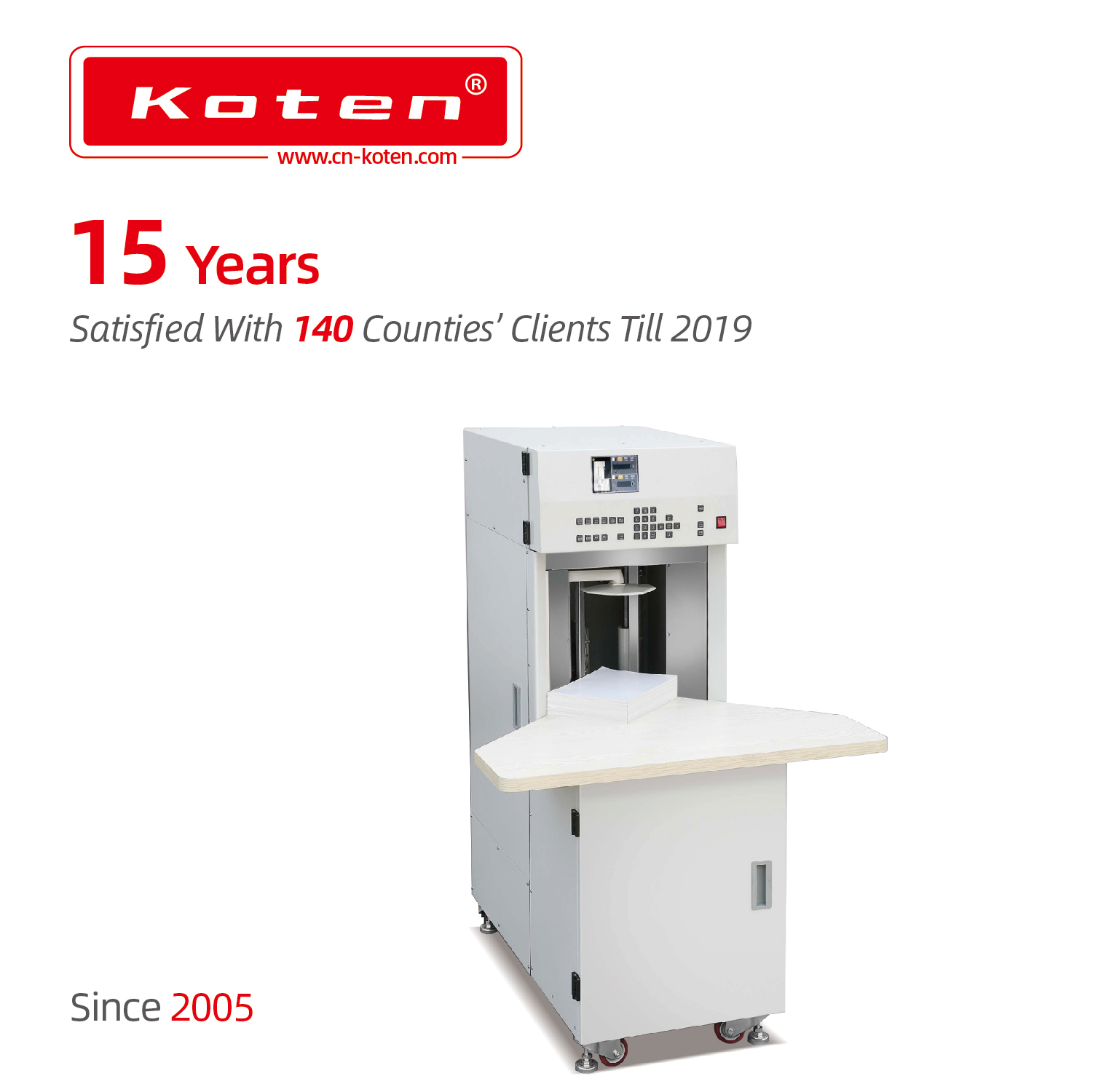Koten Banknote Cash Counting Machine For Office Paper Use